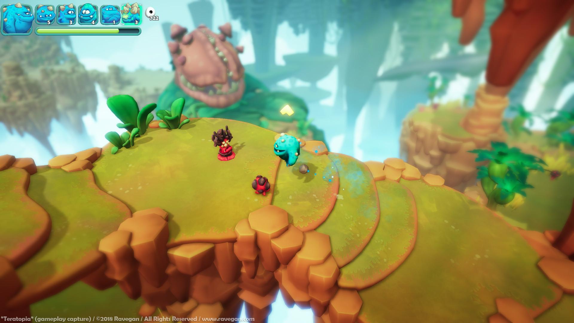 Ravegan games teratopia screenshot 003