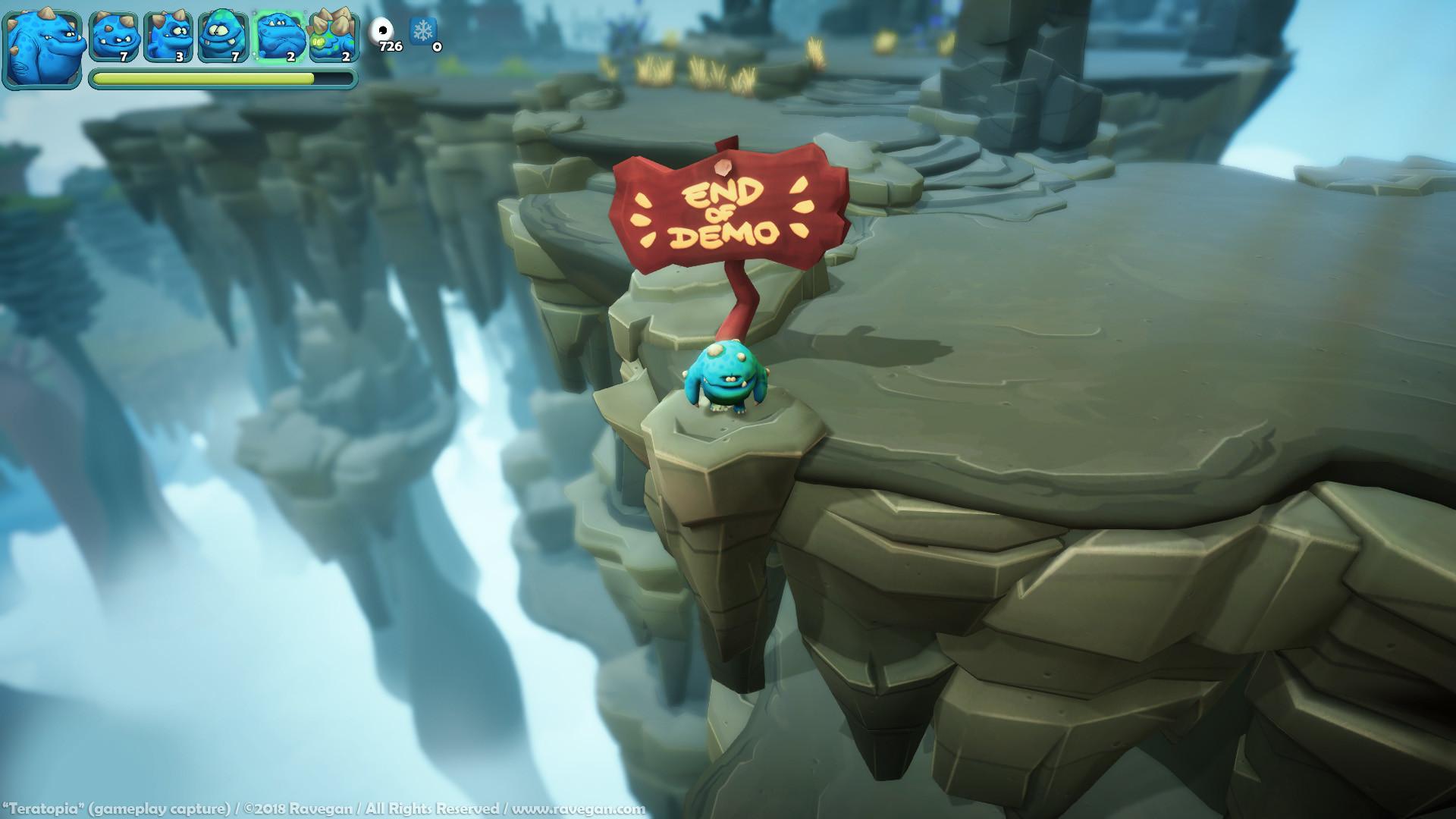 Ravegan games teratopia screenshot 005
