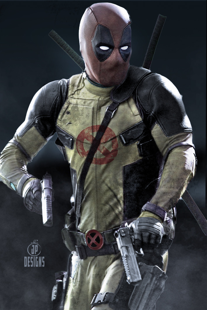 X Men Deadpool