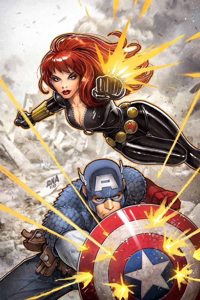 David nakayama avengers shards 01 1000v