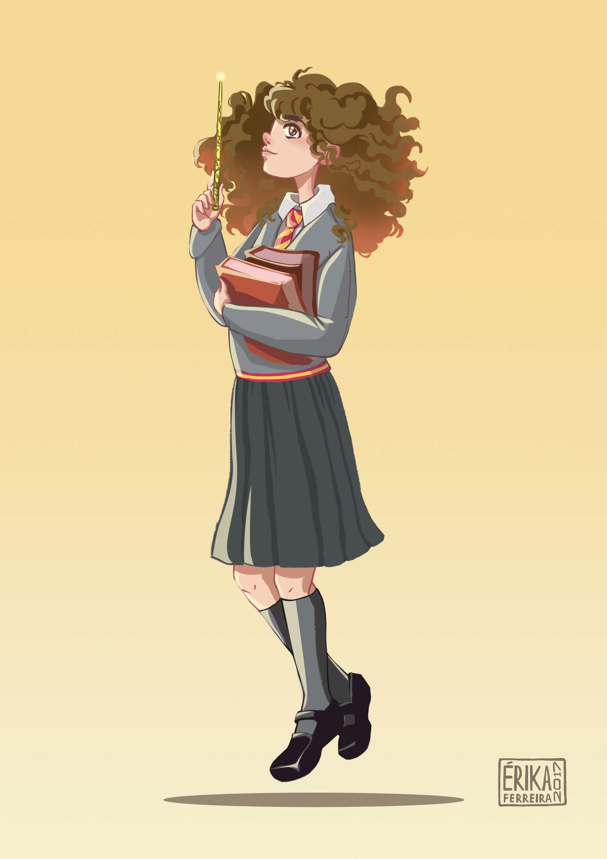 Erika ferreira hermione