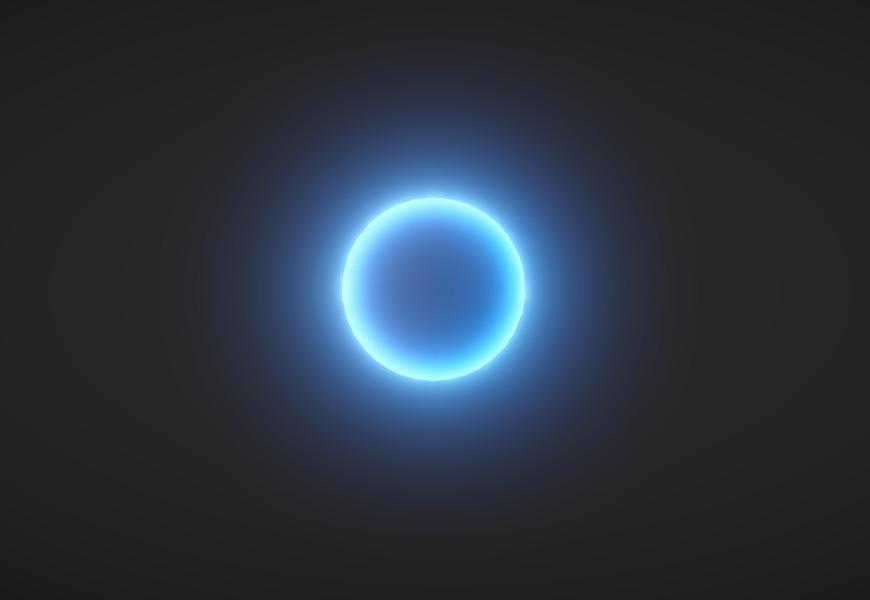 ArtStation - Black Hole - Made with Unity, Joop Westra