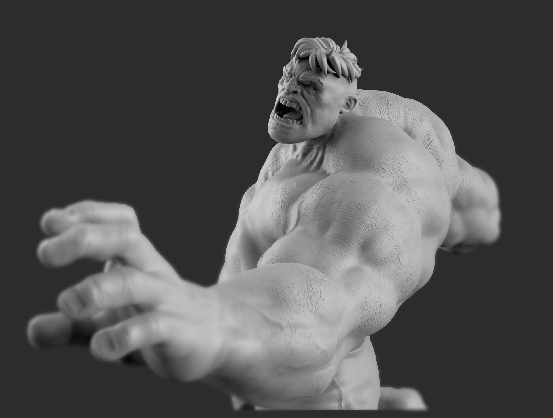 Gustavo profeta hulk