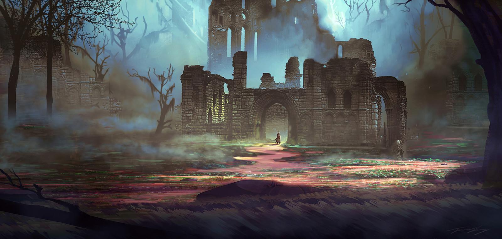 Maysketchaday Ruins
