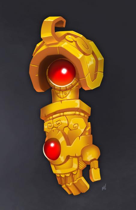 Arm Callout for modeler.
