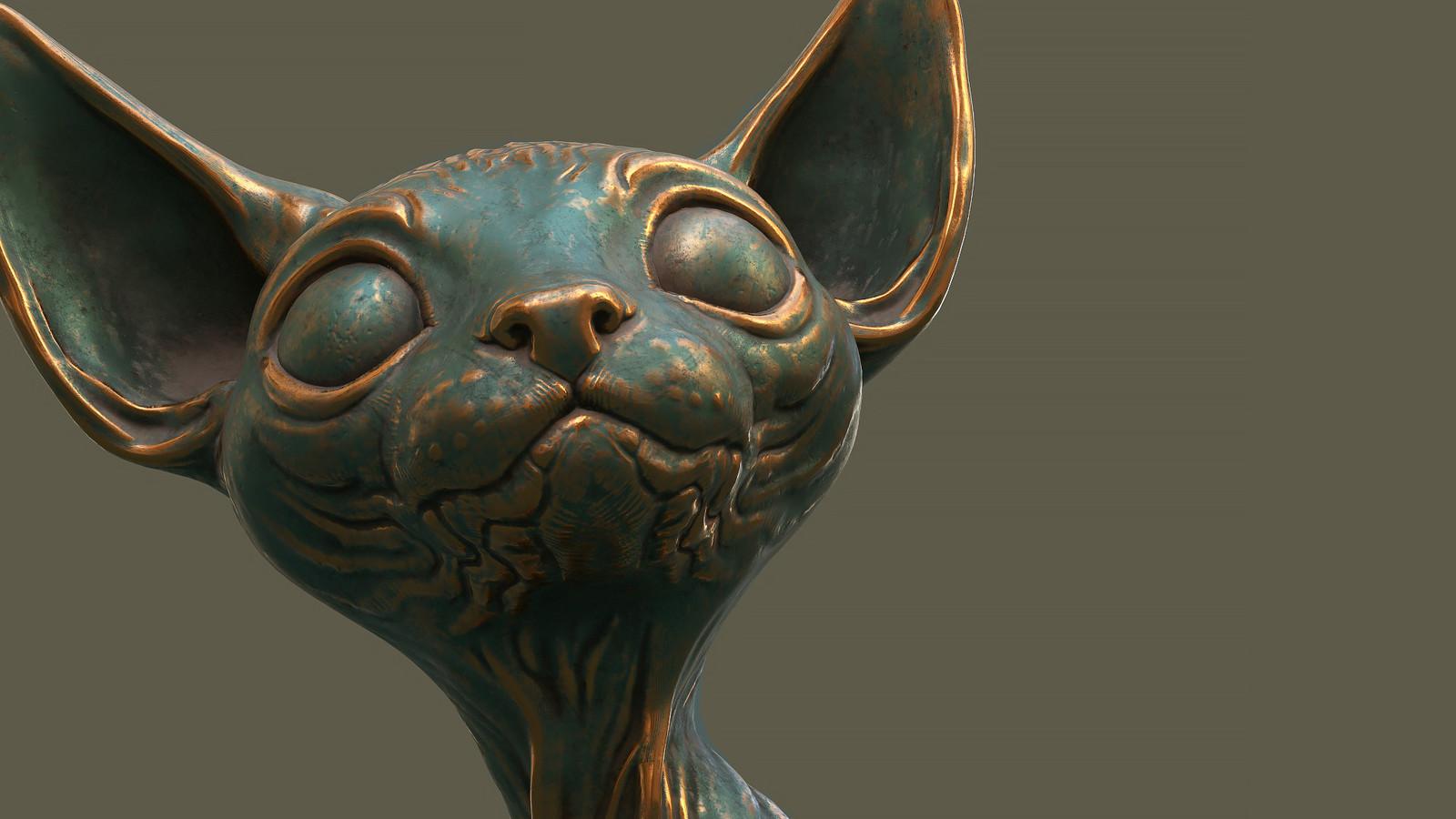 Sphynx Cat 2