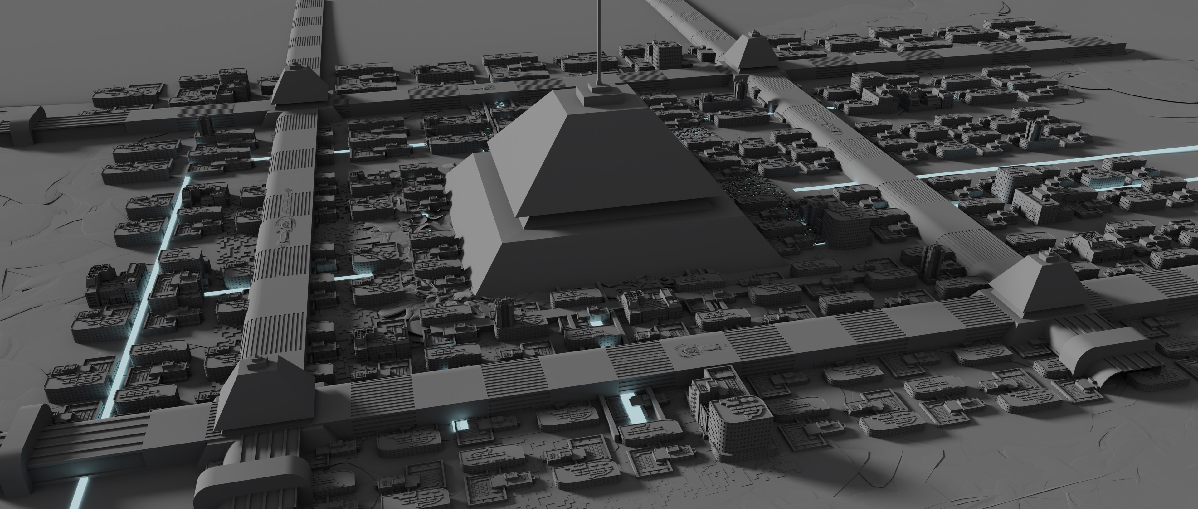 Base Cycles Render without textures