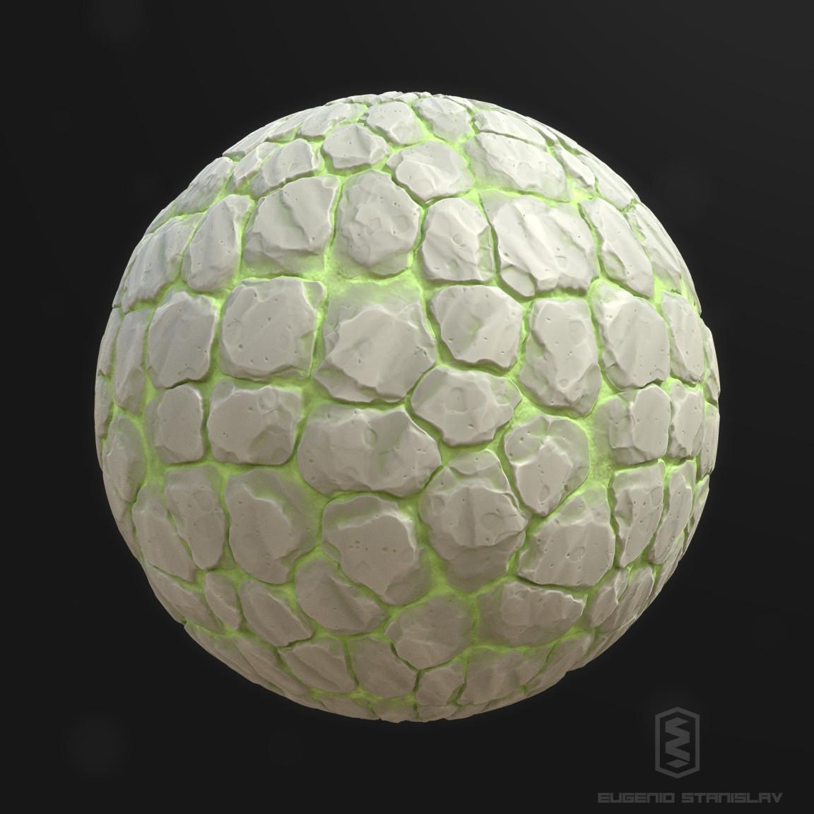 Eugenio stanislav stylized stone floor render s