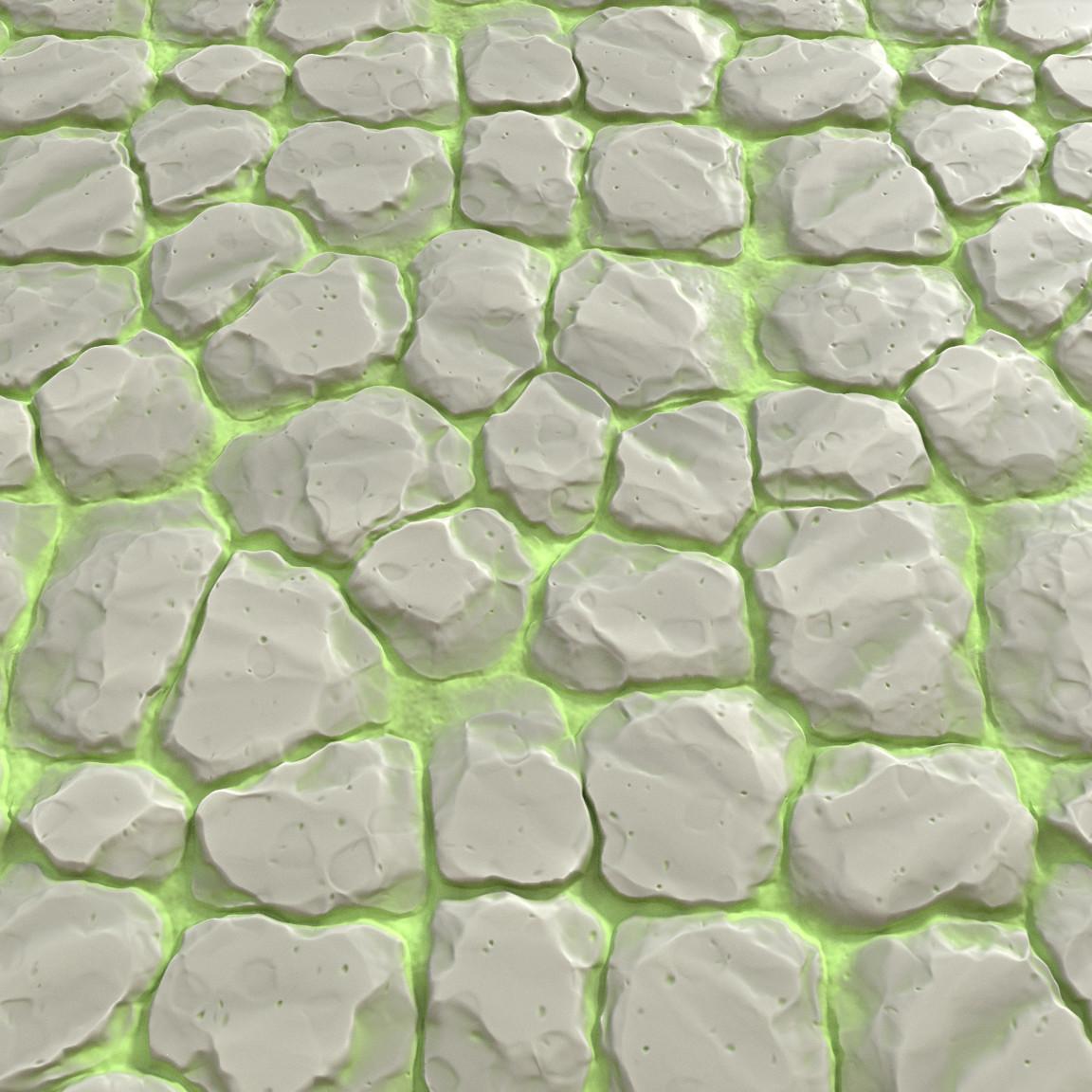 Eugenio stanislav stylized stone floor render1