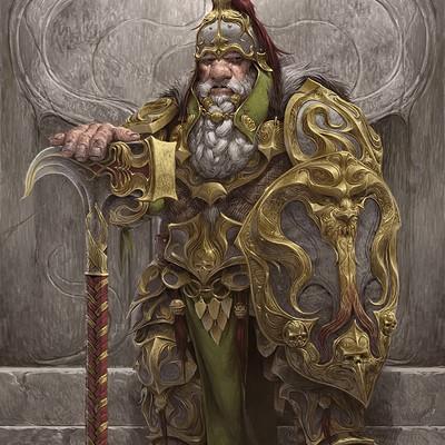 Daniel zrom danielzrom orcquest dwarfguard