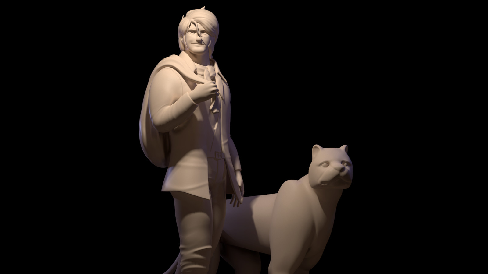 Figure for 3D printing
