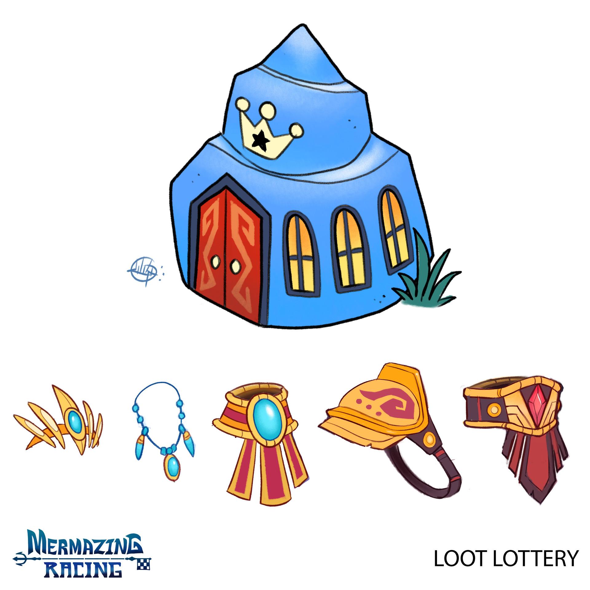 Luigi lucarelli loot lottery