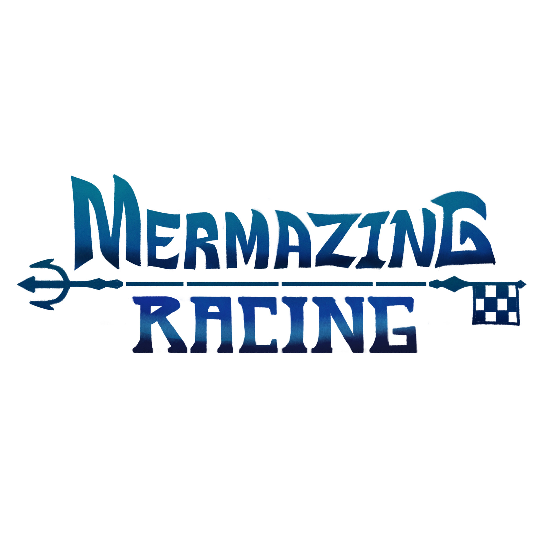 Luigi lucarelli mermazing racing logo