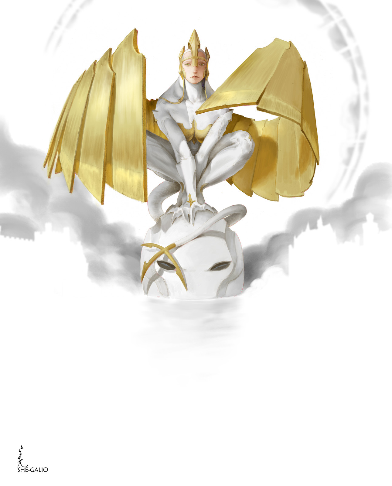 SHE-GALIO II