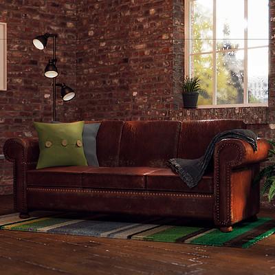 Pietro chiovaro sofa final firm