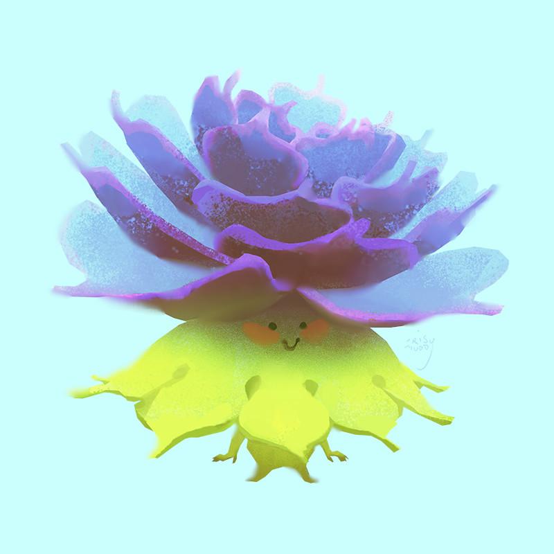 Iris muddy stacysprite