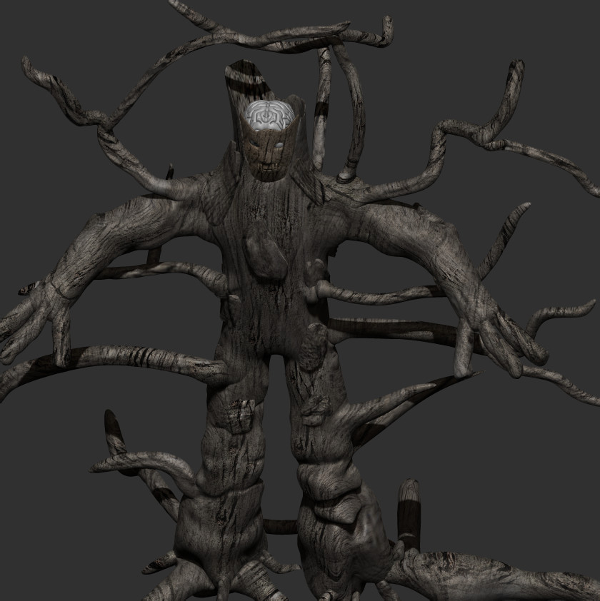 Elmo elbadry treeman2