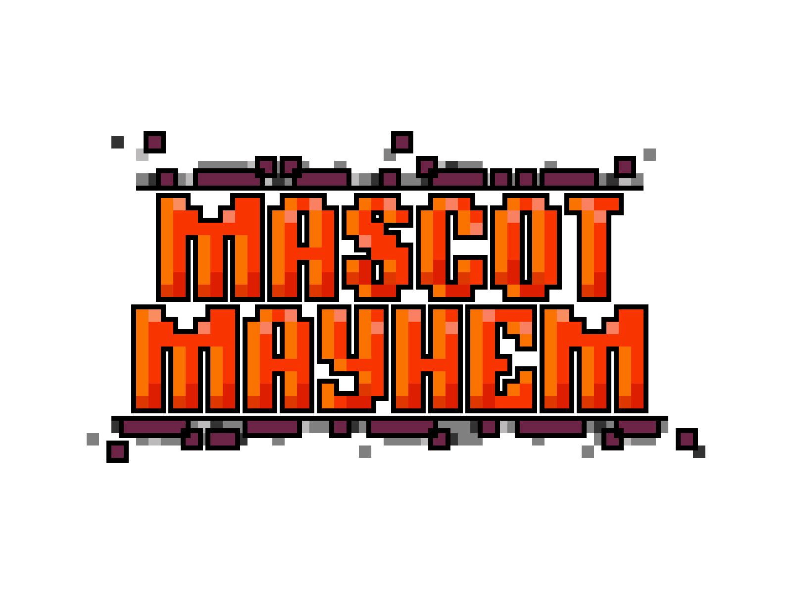 Logo for Mascot Mayhem