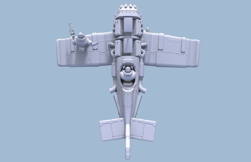 Matt clarke orkbomber6