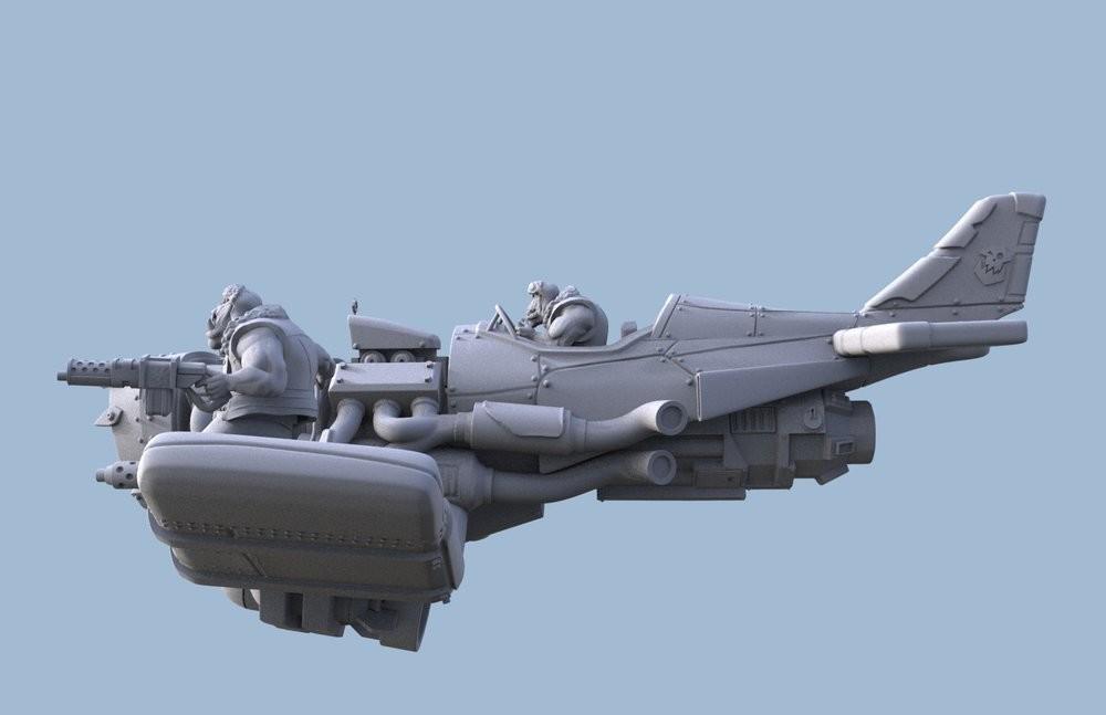 Matt clarke orkbomber4