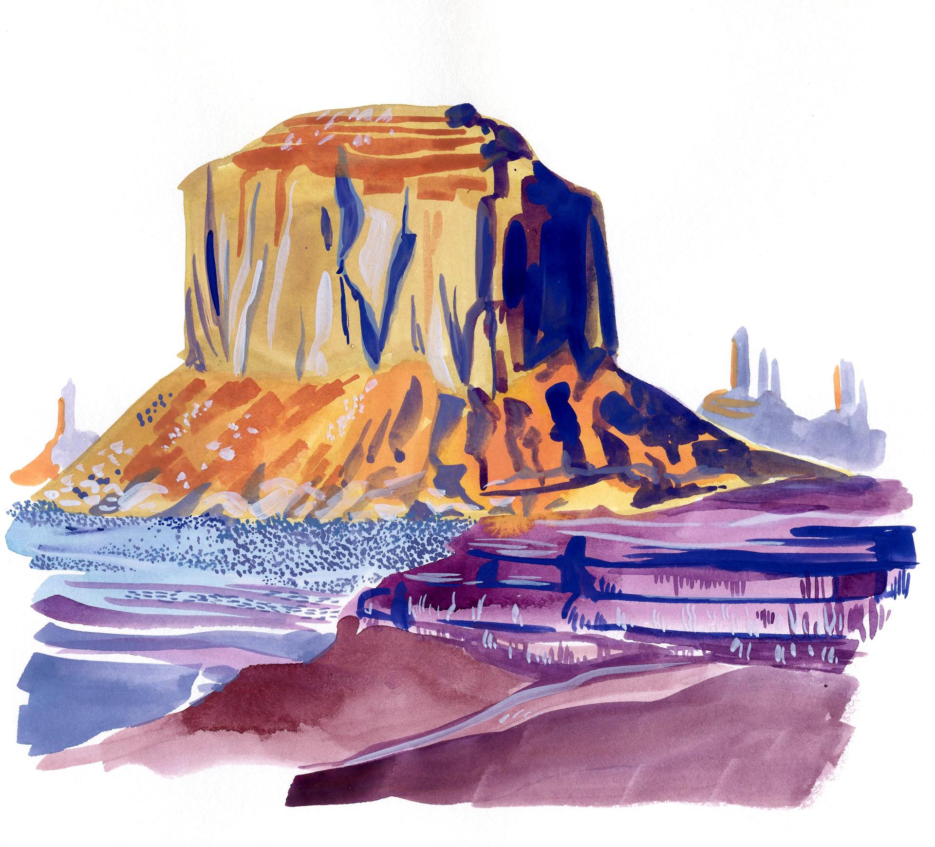 Elisa moriconi desert rocks 385