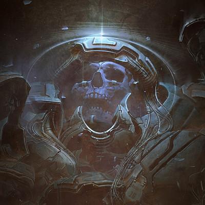 Eric basiletti space skull final 2