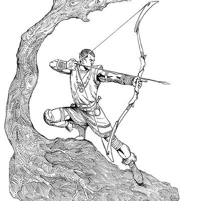 Fernando merlo archer
