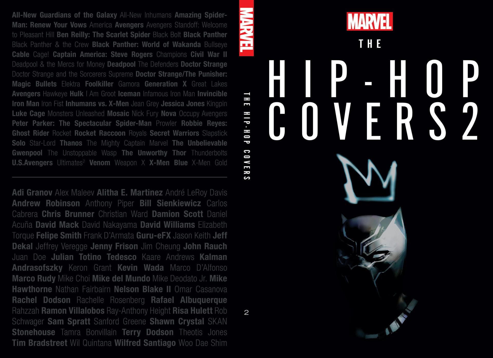 Salena mahina hiphopcovv2hc case