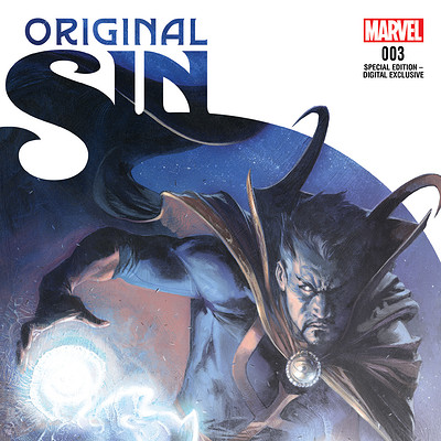 ORIGINAL SIN (2014) SPECIAL EDITION: DIGITAL EXCLUSIVE 1 & 3