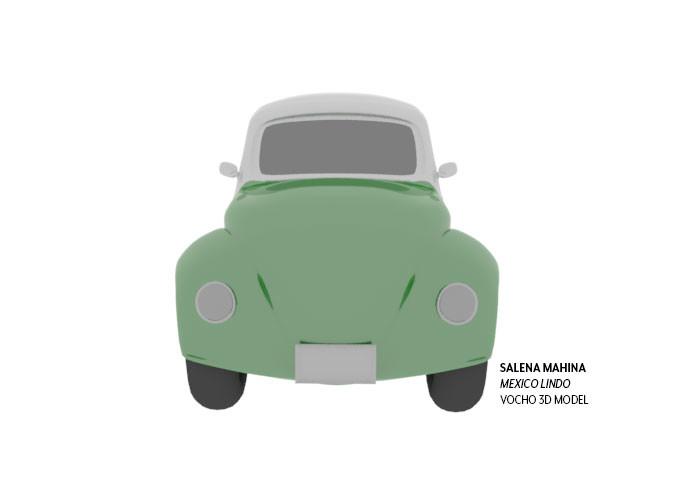 Salena mahina vocho model 2