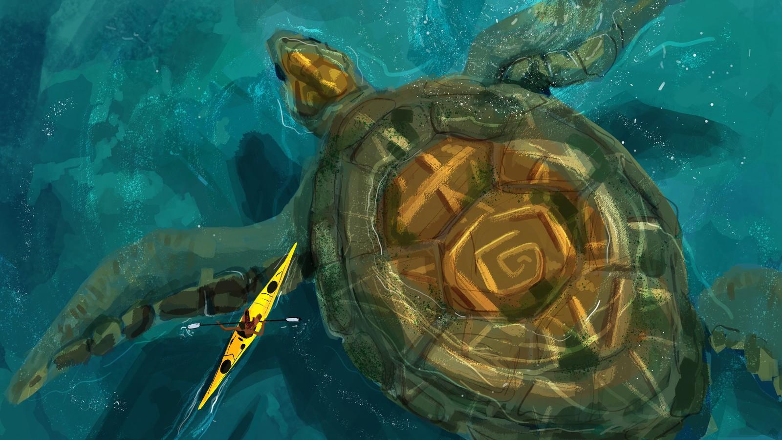 The Grand Turtle