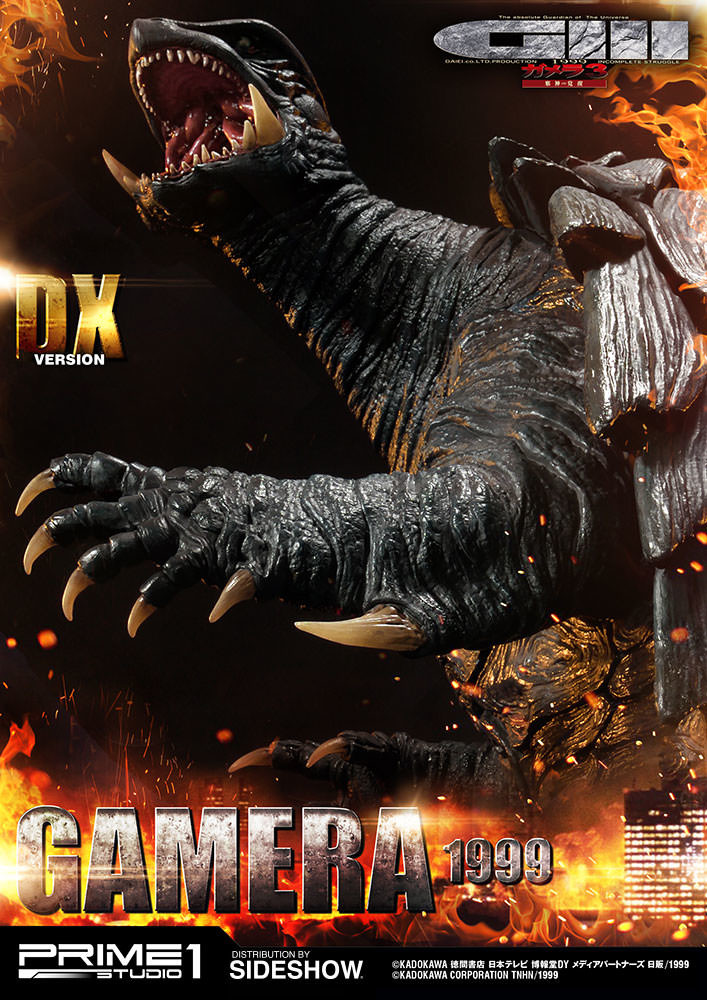 Jesse sandifer gamera3 revenge of iris gamera deluxe version statue prime1 studio 903253 19