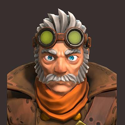 Jeremias huber alchemist turnaround face