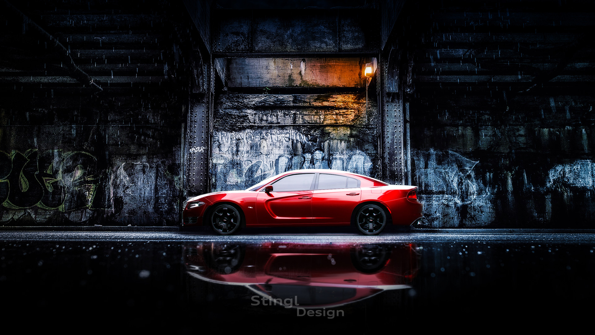 David stingl stingldesign opel rogue red 2