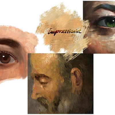 Emrullah cita impressionist