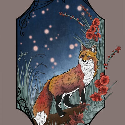 Melissa goodman fox copy