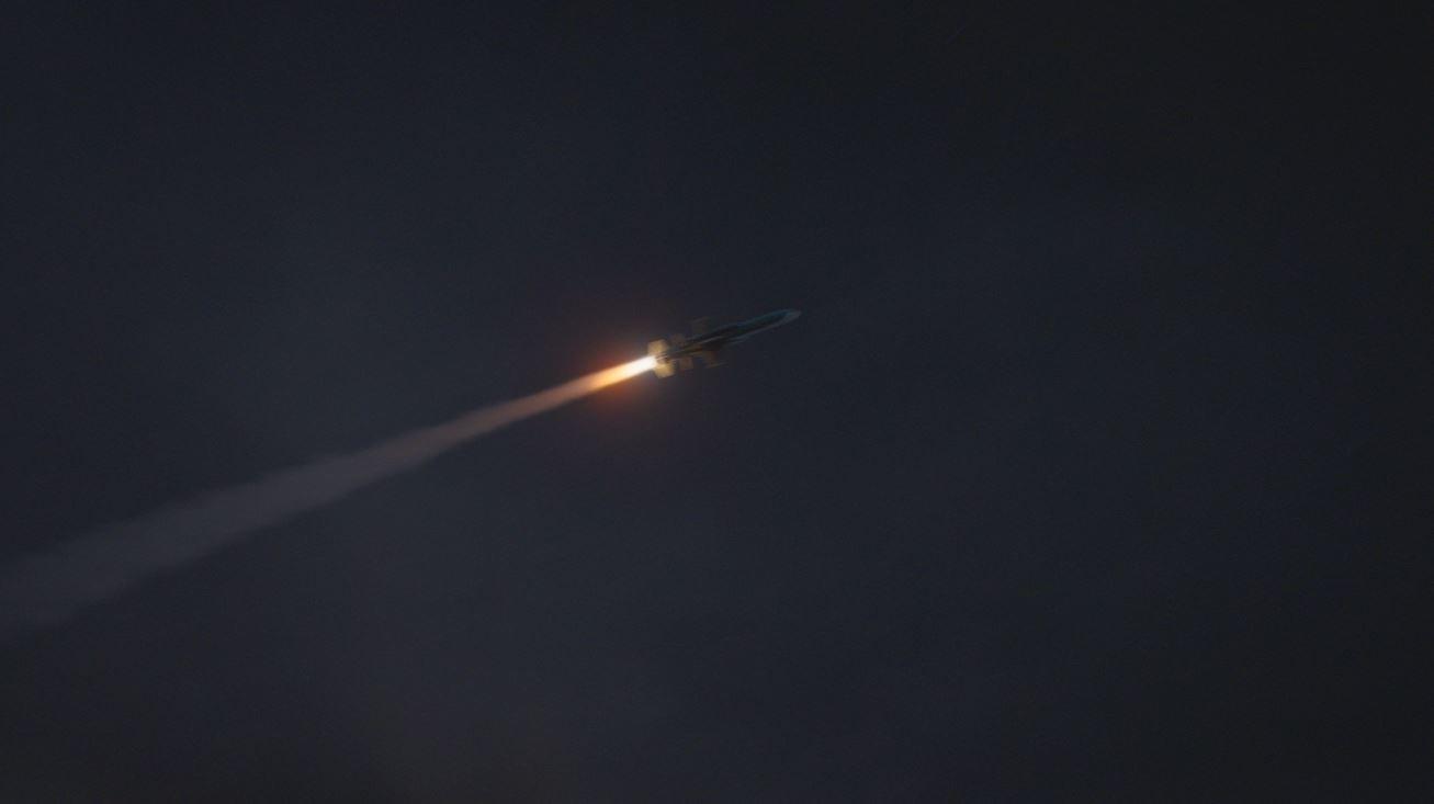 Yoshi vu missile 001
