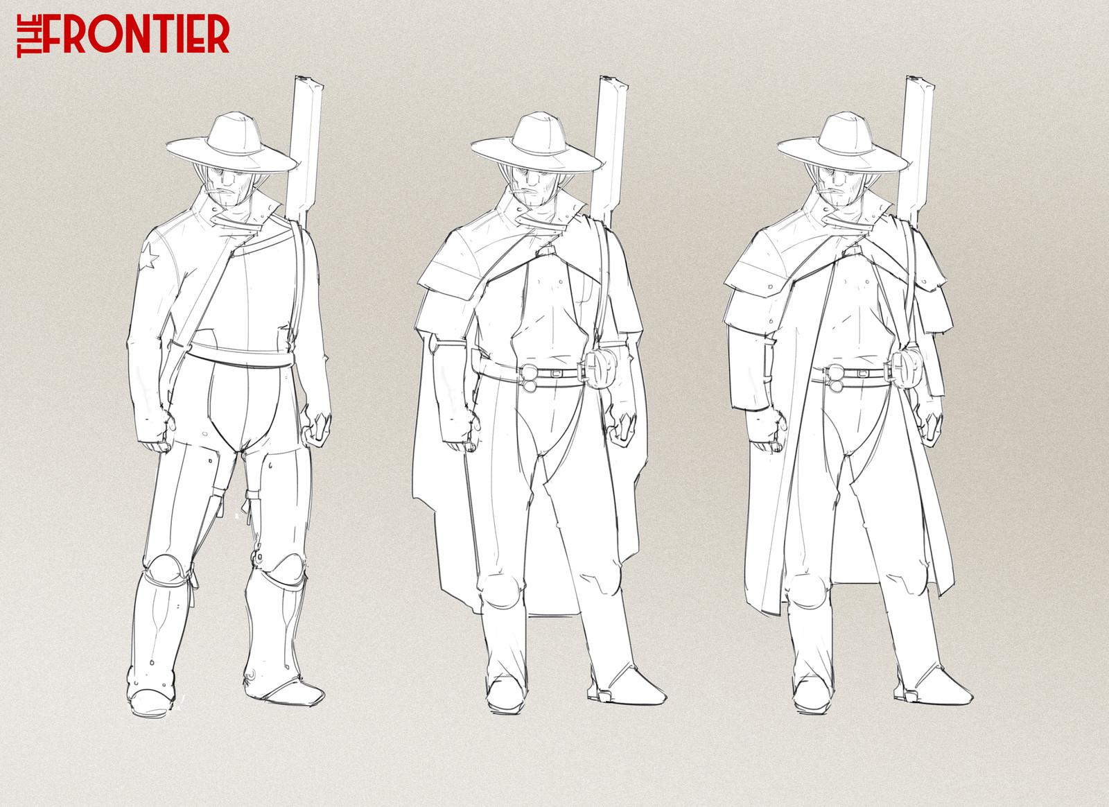 Lawmen Variations