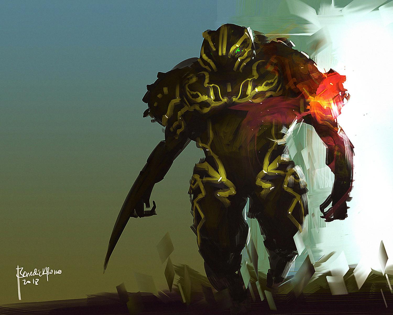 Benedick bana forest guardian2 lores