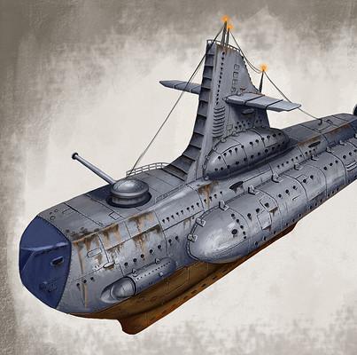 Melissa goodman submarine