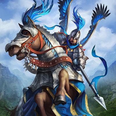 Cavalry Champion
