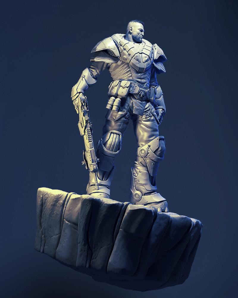 Wieslaw malek 002 alienrage