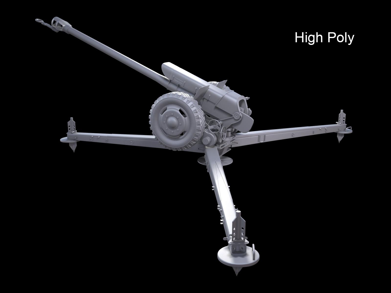 Thx clevenger howitzer hi01