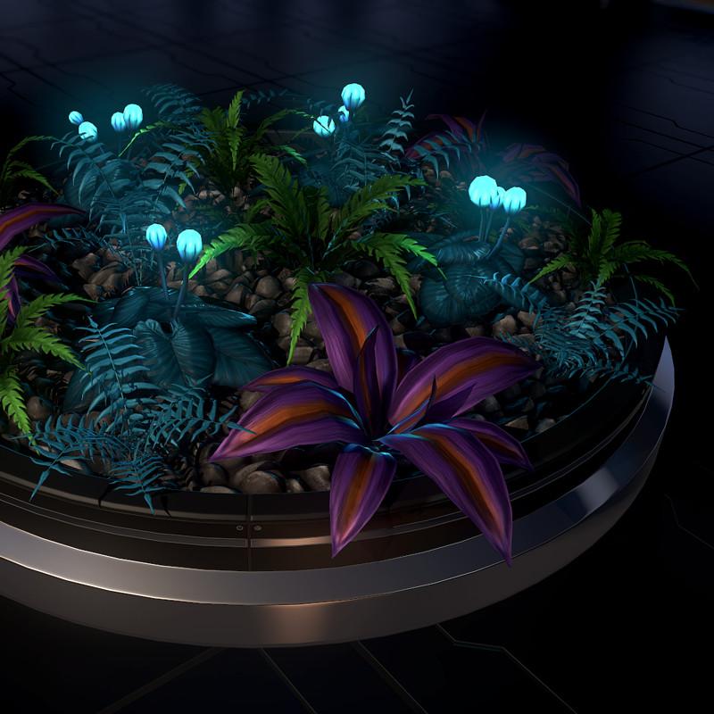 Sci-Fi Plants
