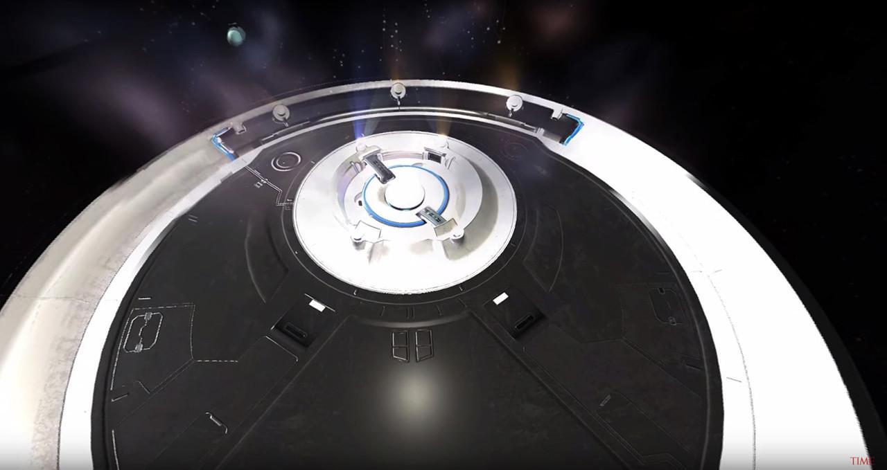 Hologram Platform.