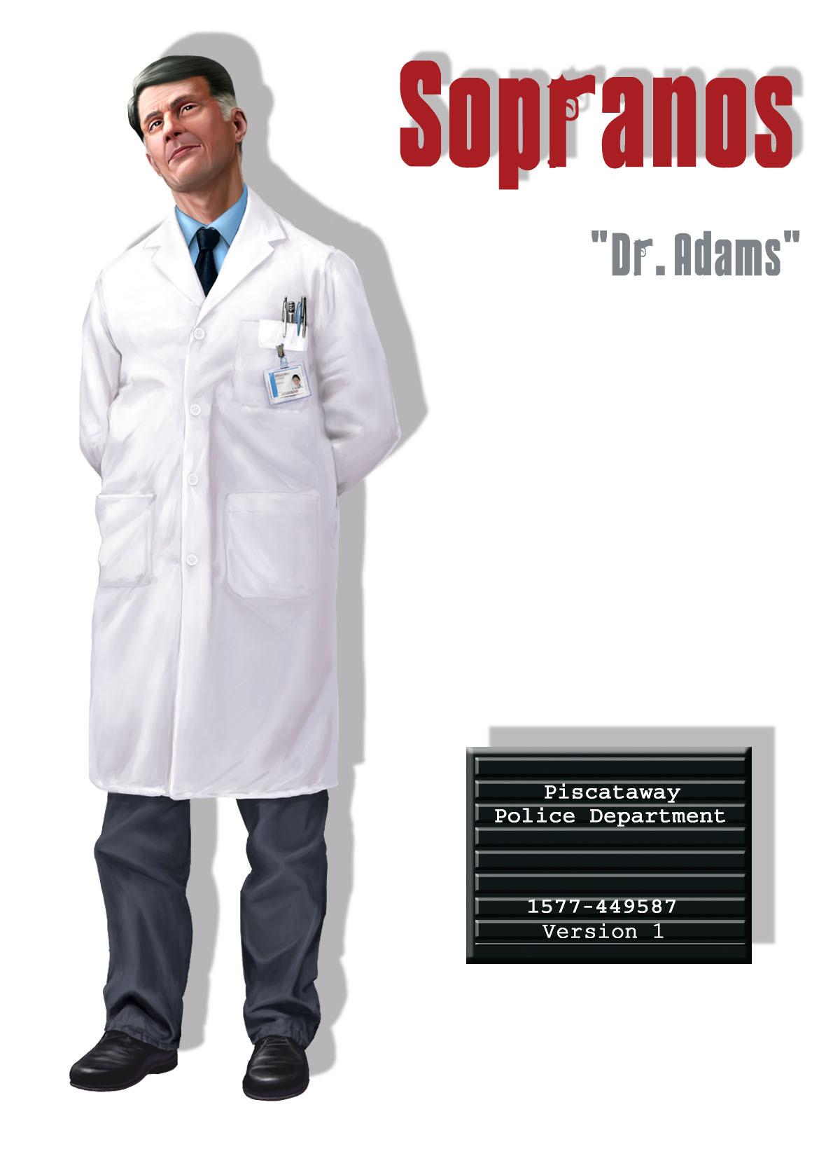 Jeff zugale dr adams concept v1