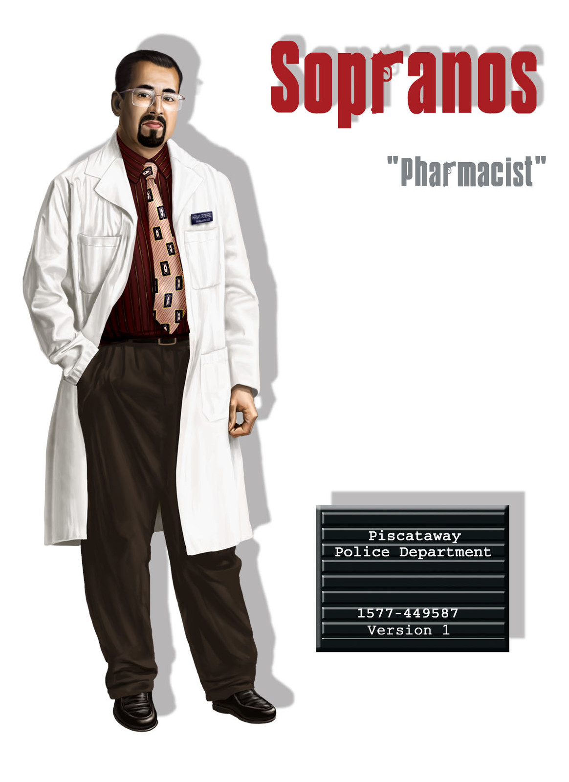 Sopranos Game: Hospital Characters