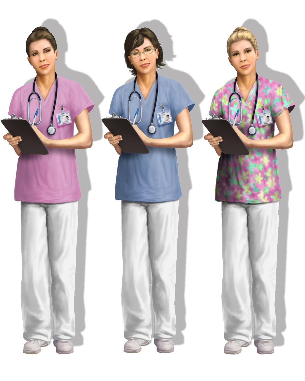 Jeff zugale nurse concept variants 2