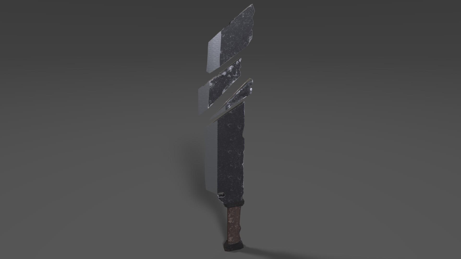 Tyler o grady sword