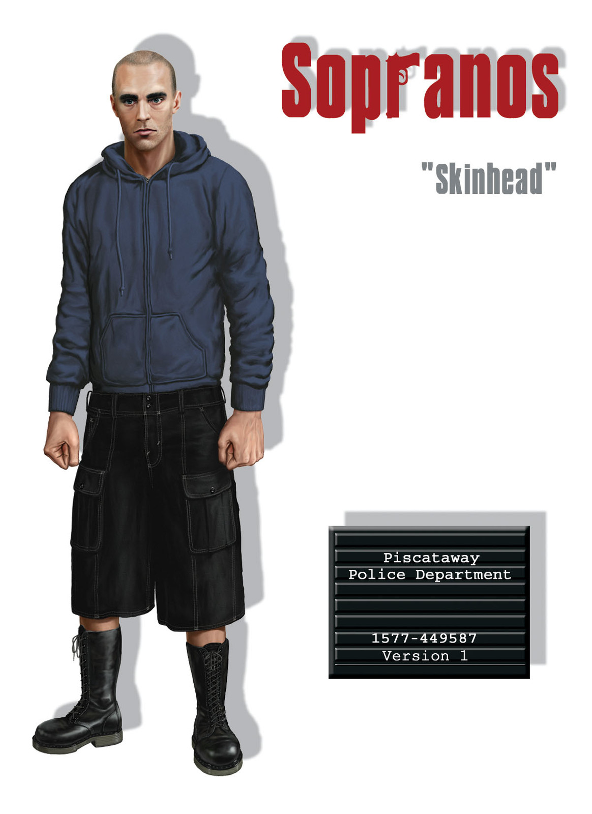 Sopranos Game: Secondary NPCs